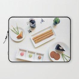 International Dessert Party Laptop Sleeve