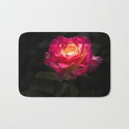 A Rose for Love Bath Mat