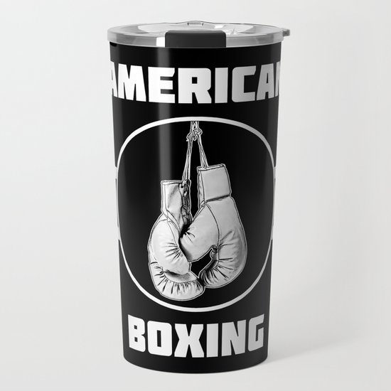 American Boxing by ninjadeathdesigns