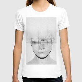 White dream ... T-shirt