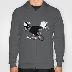 Cycling Bear Race Hoody