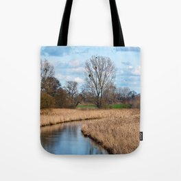 Rural Idyll Sound Tote Bag