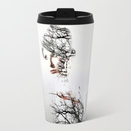 Fantomne de la Défense Travel Mug