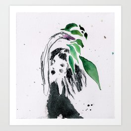 Jungle Dance Art Print