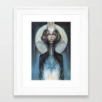 gothic Framed Art Prints featuring Gothic by Sergey Martyn