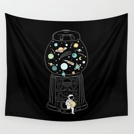 My Childhood Universe 2 Wall Tapestry