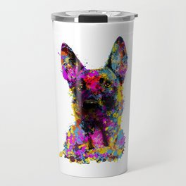Belgian Shepherd - Malinois puppy Travel Mug