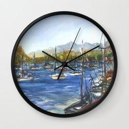 Estero Inn at Morro Bay Wall Clock