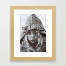 Little Animal Framed Art Print