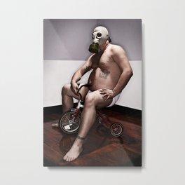 Toxic Youth Metal Print