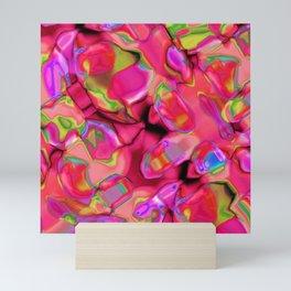 Abstract ABC MF Mini Art Print