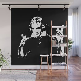 Beethoven Fighter Wall Mural