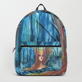 Midsummer Night Dryad Backpack