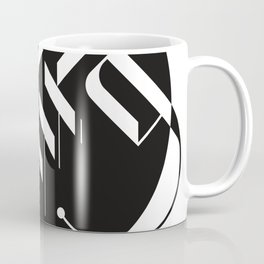Palestine freestyle arabic calligraphy Coffee Mug