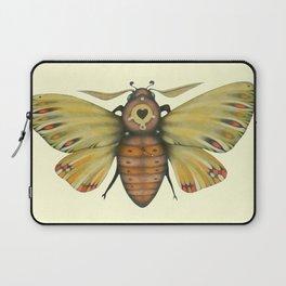 Moth n. 1 (ORIGINAL SOLD). Laptop Sleeve