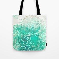 Mandala Inked Tote Bag
