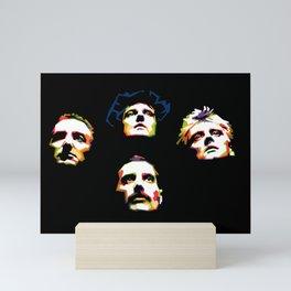 Rock You Mini Art Print