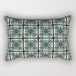 Hawaiian Applique Rectangular Pillow