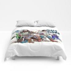 TALLS VS. SMALLS Comforters