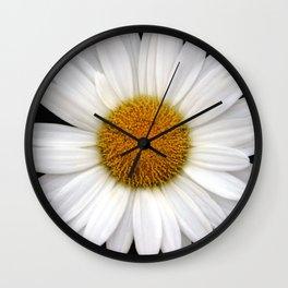 Daisy Pom Wall Clock