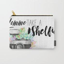 Lemme Take a #Shelfie Carry-All Pouch