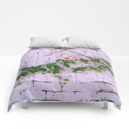 Nature finds a way Comforters