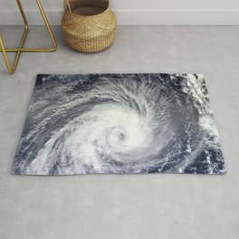 troubled waters Rug