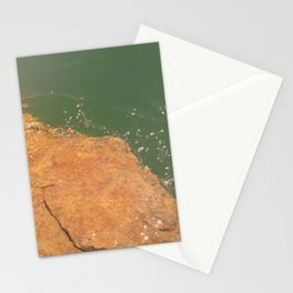 Where the Sandstone Ends Stationery Cards
