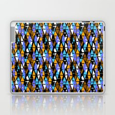Harlequin pattern Laptop & iPad Skin