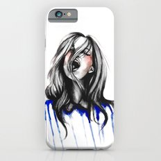In Our Wildest Moments // Fashion Illustration iPhone 6s Slim Case