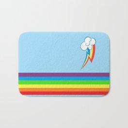 Rainbow Dash Bath Mat