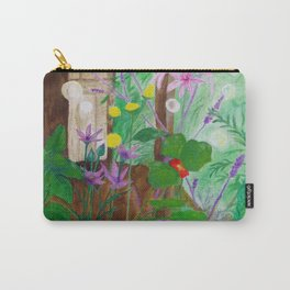 Fireflies in the Garden Carry-All Pouch