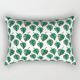 GREEN PLANTS Rectangular Pillow