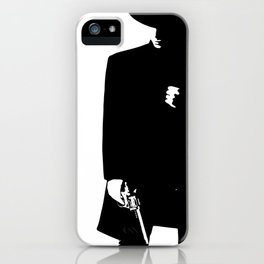The Gunslinger iPhone Case