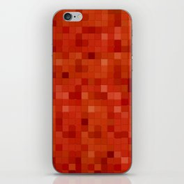 Lemonade mosaic iPhone Skin