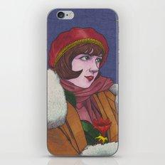 Clara B. iPhone & iPod Skin