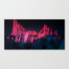 #Transitions XXVII - Ventures Canvas Print
