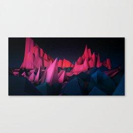#Transitions XXVII - Ventures Canvas Print