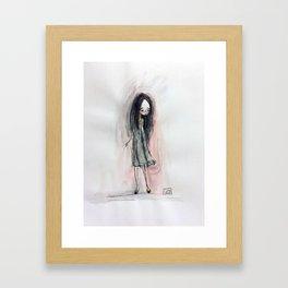 Cynthia Framed Art Print