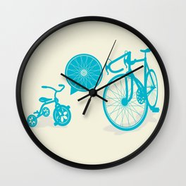 SPOKE Wall Clock