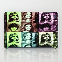70s iPad Cases featuring 70s by Geni