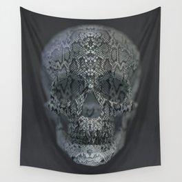 Snake Skull Wall Tapestry