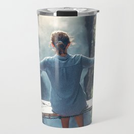 She Believes (Color) Travel Mug