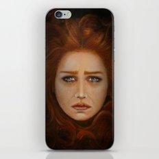 Dark princess iPhone & iPod Skin