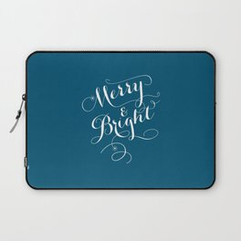 Merry & Bright Laptop Sleeve