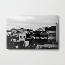 Another Day in Queens Metal Print