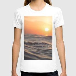 Sunset Wave T-shirt