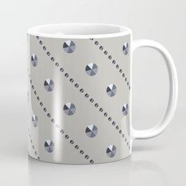 "Illustration .   "" Diamonds"" . Coffee Mug"