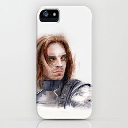 Who the hell is Bucky iPhone Case