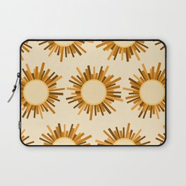 Art Deco Starburst Laptop Sleeve